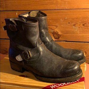 Freebird engineer boots